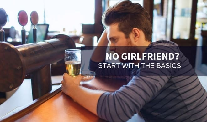 No girlfriend