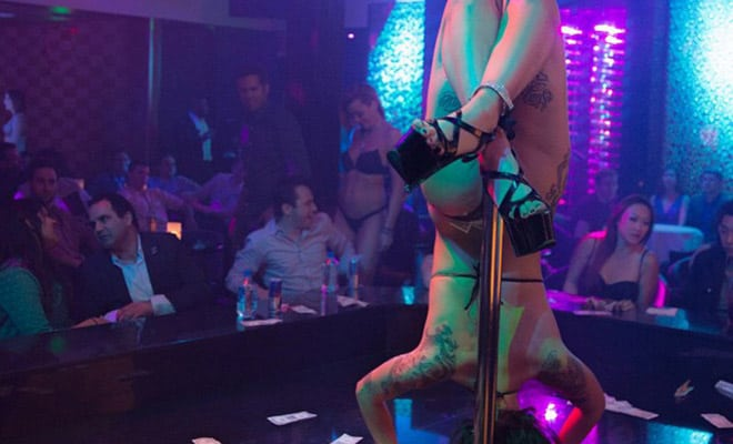 Strip club