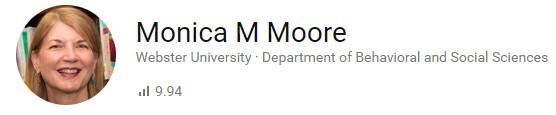 Monica M. Moore