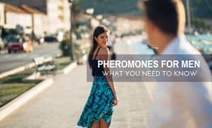 Pheromones for men