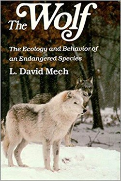 The Wolf Book by David Mech