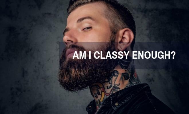 Classy enough