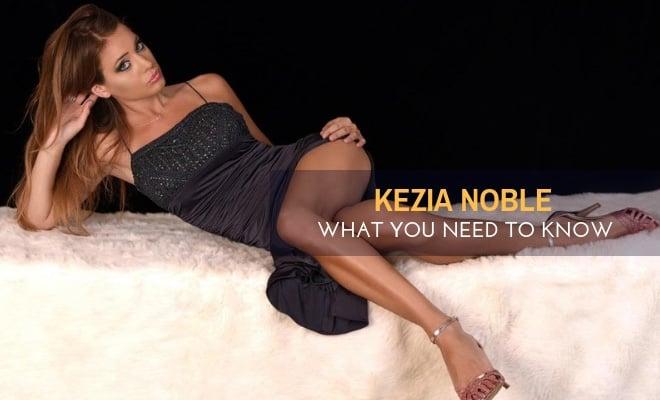 Kezia Noble
