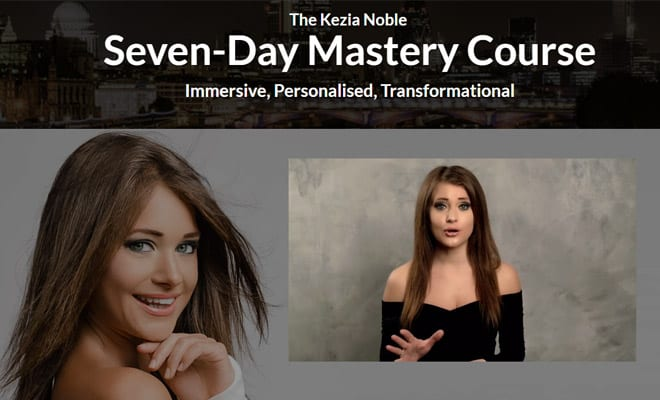 Seven-Day Mastery Course