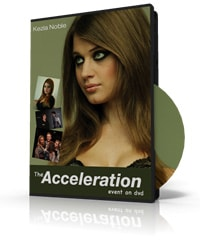 The Acceleration Event