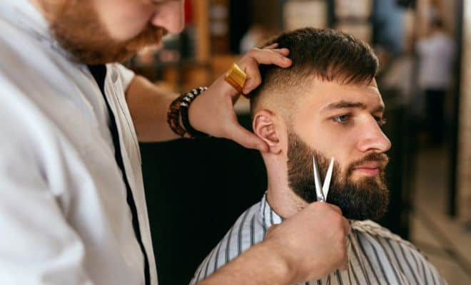 High-quality barber