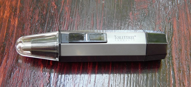 ToiletTree Professional Heavy Duty Nose Hair Trimmer