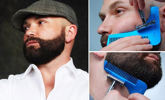 Comb-shaper combo