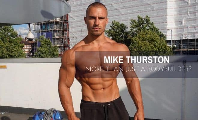 Mike Thurston on Steroids