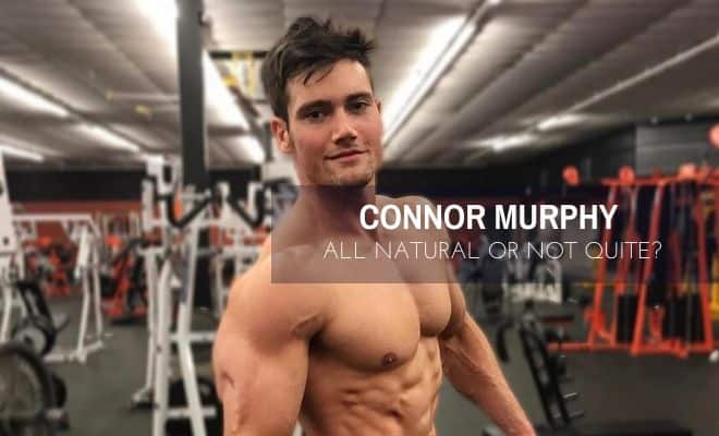 Is Connor Murphy on Steroids?