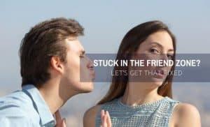 Stuck in the friend zone