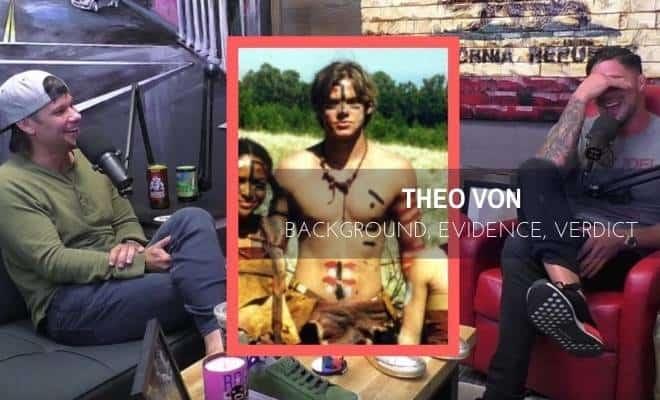 Theo Von on Steroids